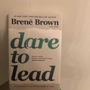 Book by Brene Brown